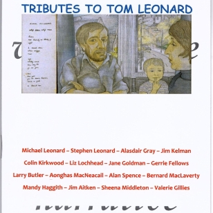 Tributes to Tom Leonard